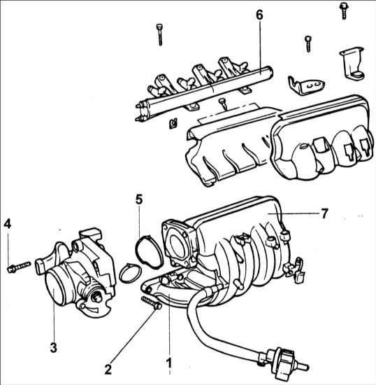 Система подачи топлива Hyundai