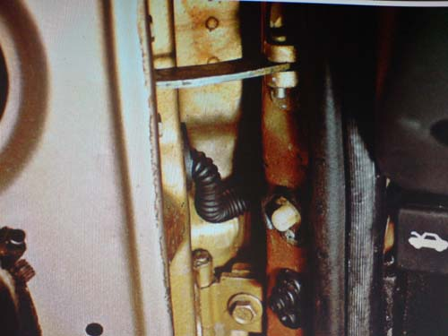 Фото №30 - проводка стеклоподъемников ВАЗ 2110