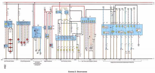Ключ к электрическим схемам