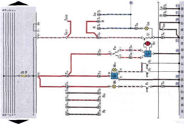 Электросхема 16: Комбинация